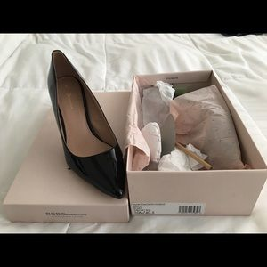 BCBGeneration Shoes - Black pointed pumps *only worn once*